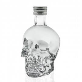 Vodka Crystal Head 5cL