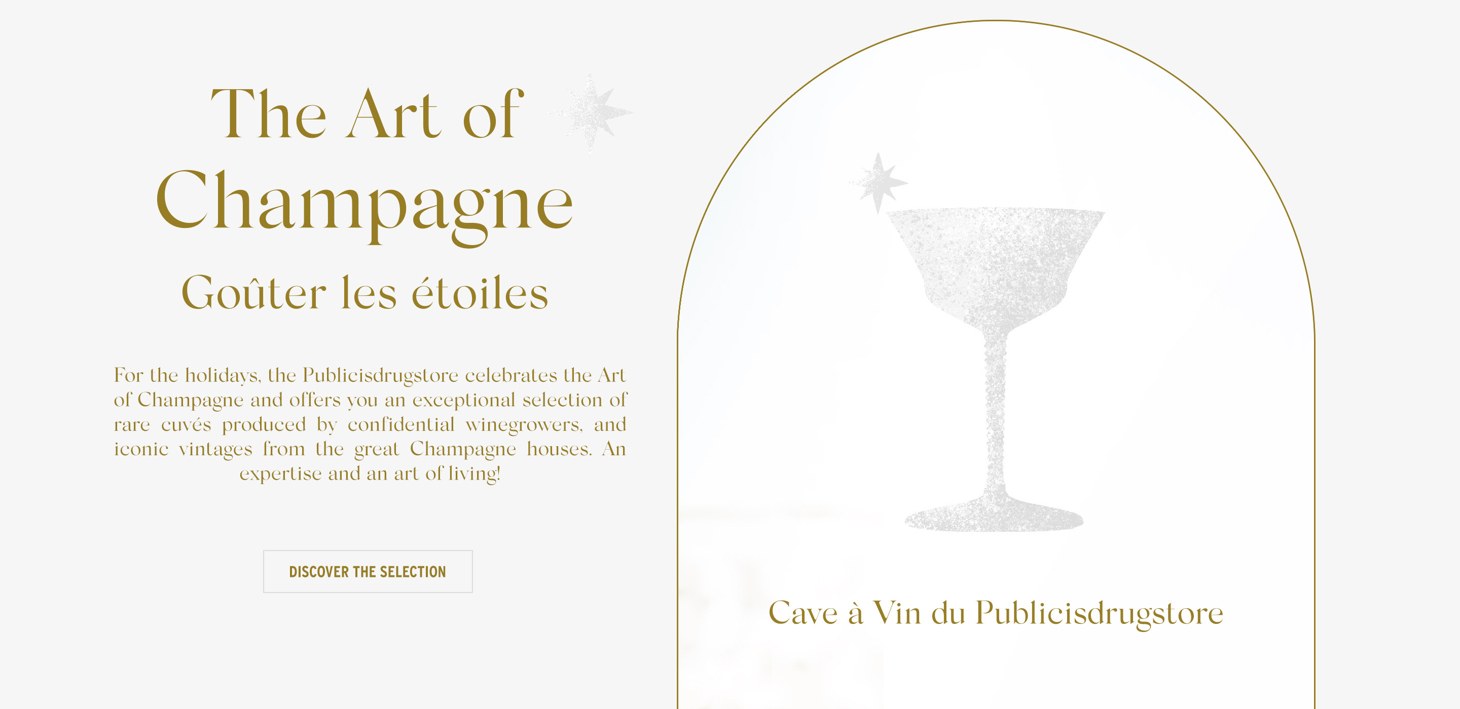 The Art of Champagne !